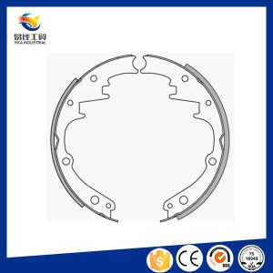 Hot Sale Auto Brake Systems Brake Shoe for Truck pictures & photos