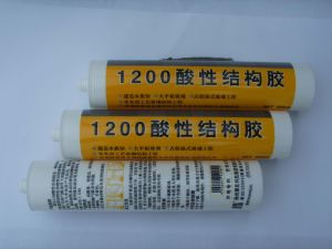 Acid Structural Silicon Sealant (1200)