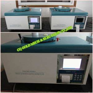 Gdy-1A+ Calorific Value Tester Oxygen Bomb Calorimeter for Coal pictures & photos