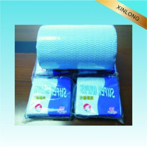 Cleaning Cloth, Non Woven Fabric Jumbo Roll pictures & photos