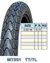 Motorcycle Tyre 3.50-18 pictures & photos