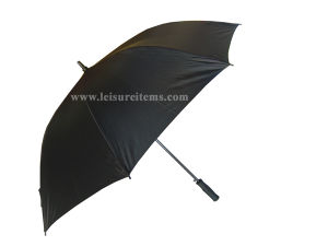Black Golf Umbrella pictures & photos
