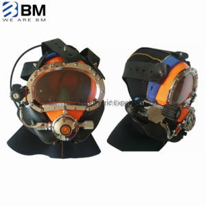 China Underwater Deep Sea Divers Helmet For Commercial Diving China Diving Equipment And Face Mask Price