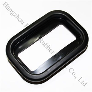 Bright Rubber Rectangular Rubber Grommet pictures & photos