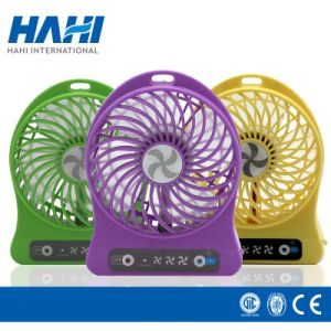 Hot Sell Colorful Mini Rechargeable Handy Fan