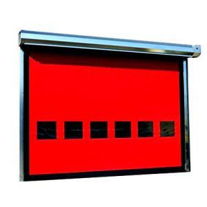 Industry Sectional Door/Warehouse Sliding Industry Door/Automatic Industry Overhead Door (HF-039) pictures & photos