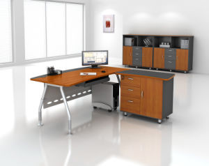 Executive Desk Stainless Steel Office Table