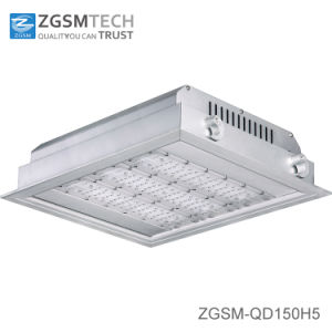 IP66 150 Watt LED Canopy Light for Gas Station Lighting pictures & photos