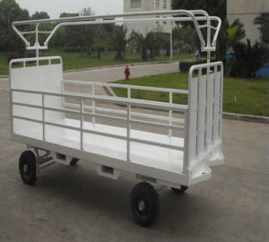 Aviation Baggage Cart Luggage Cart pictures & photos