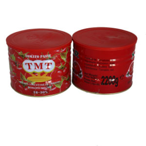 Tomato Paste Manufacturer 2200g pictures & photos