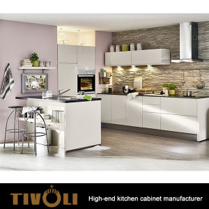 Modern Small Kitchen Designs High End Custom Kitchen Cabinet Makers TV-0086