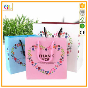 Custom Shopping Paper Packaging Bag pictures & photos