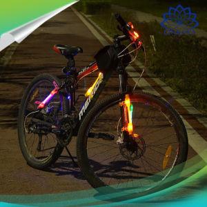 Pro Bright Flashing Bike Cycling LED Rear Safety Light Warning Tail Lamp Helmet