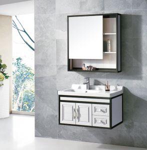 China Hot Sale Wallmount Aluminum Bathroom Vanity Cabinet Al 2114 China Bathroom Vanity Bathroom Cabinet