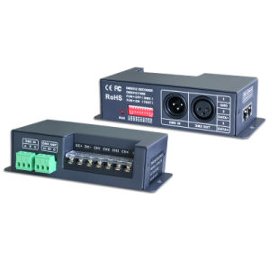700mA X 4CH 4 Channel Cc Constant Current LED DMX Decoder