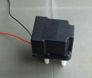 24V Auto-Flush Solenoid Valve for Domestic RO Water Purification pictures & photos