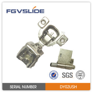 Fixed Soft Closing Concealed Hinge for Furniture pictures & photos