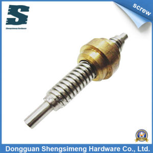 Stainless Lead Screw Trapezoid