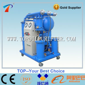 Portable Insulating Oil Purifier (Series Zy-20) , Removes Free, Soluble Water, Air-Gases and Particulate, CE& ISO Remark, Hi-Efficient pictures & photos