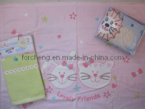 Cotton Printed Baby Blankets