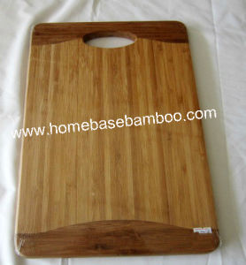 Bamboo Chopping Cutting Board Hb2239 pictures & photos