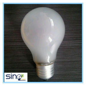 A55 E27 75W Frosted Incandescent Light Bulb pictures & photos