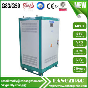 120V/240VAC Two Phase to 127/220VAC 3 Phase Converter for Everything Load pictures & photos