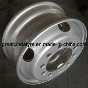Hot Tubeless Truck Whee Rim with High Quality 17.5X6.75 pictures & photos