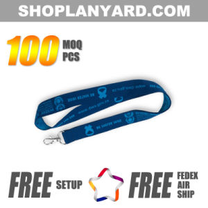 Woven Lanyard with Special Logo Accepted