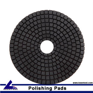 Wet Polishing Pad for Stone pictures & photos