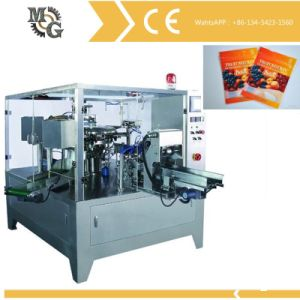 8 Working Position Rotary Packing Machine for Zipper Bag pictures & photos