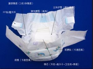 Good Quality Adult Disposable Diaper