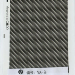 Yingcai Square 3D Carbon Hydrographics Film Water Transfer Printing Paper pictures & photos
