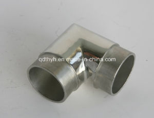 304 Stainless Steel Polished Pipe Fittings pictures & photos