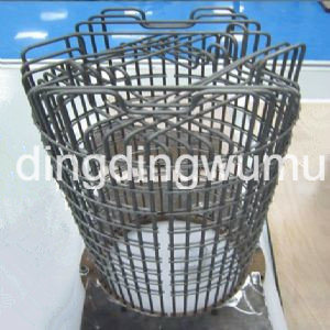 Pure Tungsten Bar Birdcage Heating Element for Sapphire Single Crystal Growing Vacuum Furnace pictures & photos
