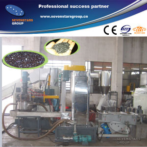 Plastic Recycling Machinery PE Pellets Making Machine pictures & photos
