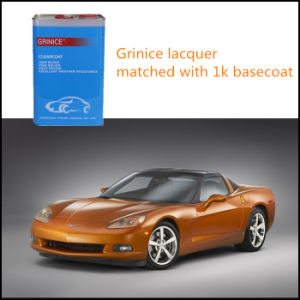 High Gloss Heat Resistant Acrylic Car Auto Paint Lacquer