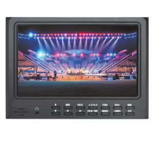 "7"" High Resolutions Field Monitor with HDMI, AV, YPbPr I/O pictures & photos"
