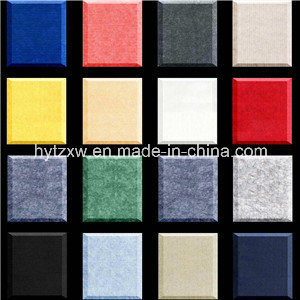 Grade A2 Soundproof Polyester Fiber Acoustic Panel
