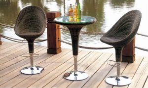 Rattan Bar Furniture (998) , Garden Bar Sets