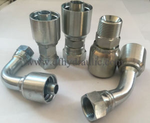 Integrated Hose Fittings Female Orfs pictures & photos