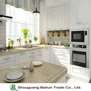 Melamine Kitchen Furniture Kitchen Cabinet pictures & photos