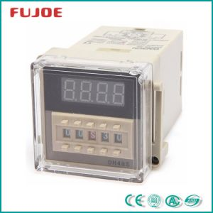 Time Relay Dh48s-2z 0-99.99999h Timing Range