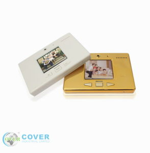 Magnet Video Memo Message Recorder for Fridge, Metal Door