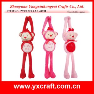 Valentine Decoration (ZY13L929-1-2-3) Hanging Love Monkey Gift pictures & photos