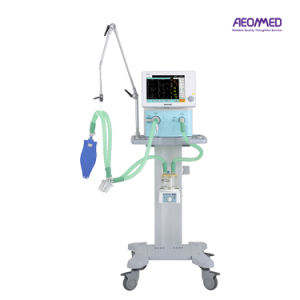 Ce Certificate Pneumatic Driven Electronic Control Ventilator Hospital ICU Medical Equipment Ventilator Vg70 for Infant and Adult pictures & photos