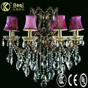 Modern Design Crystal Chandelier Lamp (AQ01004-8) pictures & photos