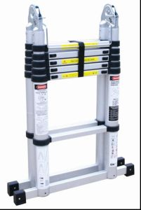 Multi-Purpose Telescopic Ladder(En131/SGS) (AL-019-3P)