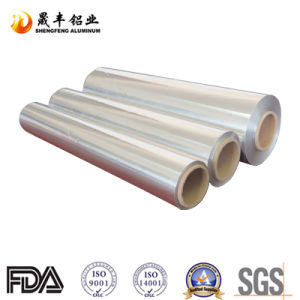 Premium Food Aluminum Packing Foil Rolls pictures & photos