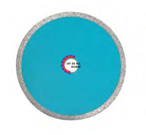 Continuous Rim Saw Blade, Diamond Blade pictures & photos